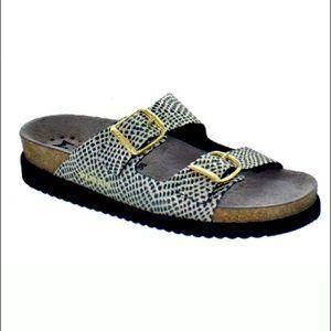MEPHISTO || Harmony Black Cuba Sandals